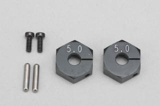 ESAGONI RUOTE DA 5mm 2pz   BD7