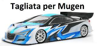 CARROZZERIA TCX TAGLIATA 200mm