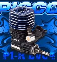 4064 MOTORE P1R RE EVO4  2,1cc