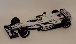 WILLIAMS R.SCHUMACH. 2000 1/18