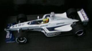WILLIAMS R.SCHUMACHER '00 1/18