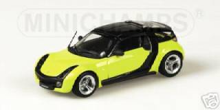 SMART ROADSTER COUPE'gial 1/43