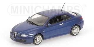 ALFA GT 2003 DARK BLU     1/43