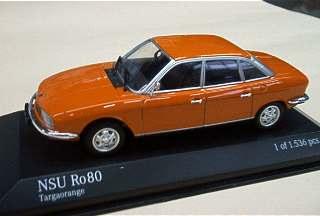 NSU RO 80 1972 TARGA ORAN.1/43