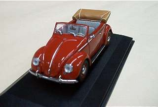 VW 1200 RED               1/43