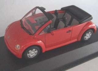 VW CONCEPT CAR CABRIOLET  1/43