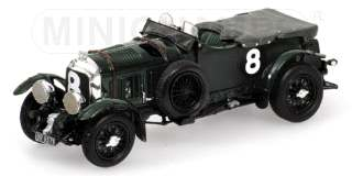 BENTLEY BLOWER 4,5 LITRE  1/43