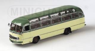 MERCEDES O 321 H BUS 1957 1/43