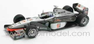 McLaren MP 4/13 COULTHARD 1/43