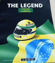 BROCHURE SENNA: The Legend