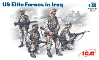 US FORCES IN AFGHANISTAN  1/35