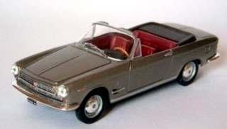 FIAT 2300 CABRIO APERTA   1/43