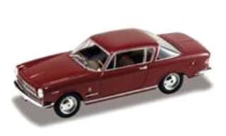 FIAT 2300 COUPE'    ROSSA 1/43