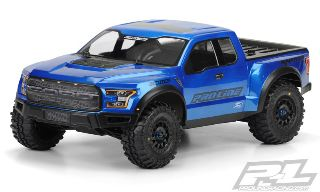 CARROZZERIA Ford F-150 Raptor 2017 1/10 SHORT COURSE  SCT