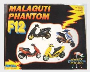 KIT MALAGUTTI PHANTON RED 1/16