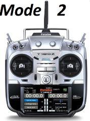 RADIO T18SZ 18ch RX R7008SB M2