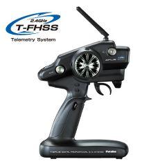 RADIO CAR 4PLS CON TELEMETRIA