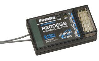 RX R2006GS 6ch   S-FHSS 2,4Ghz