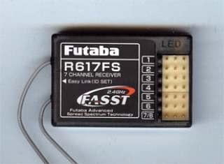 RX R617FS 7ch FASST     2,4Ghz
