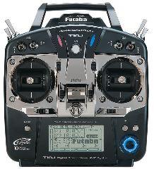 RADIO 10J 10ch   2,4Ghz MODE 1