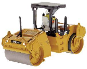 Cat CB-534D XW Vibratory Asphalt Compactor 1/50