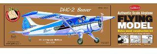 DHC-2 BEAVER         61cm 1/24 BALSA KIT PER VOLO LIBERO