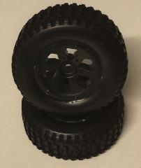 GOMME SCT SHORT COURSE    1/10 2pz ESAGONO 12mm