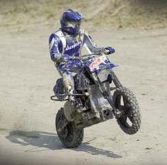MOTO M5 CROSS EP RTR       1/5