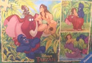 TARZAN E GLI AMICI      3X49pz