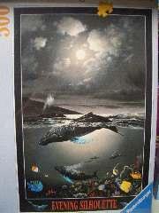 L'OCEANO DI SERA         500pz
