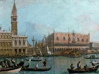 SAN MARCO Canaletto     1000pz