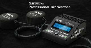 RSTW pro Termocoperte racing star scalda gomme tire warmer