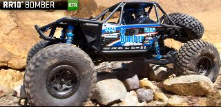 RR10 BOMBER RACETRUCK 4WD 1/10