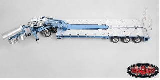 Rimorchio Swingwing 3x8 Widening Equipment 1/14 lungo 1450mm