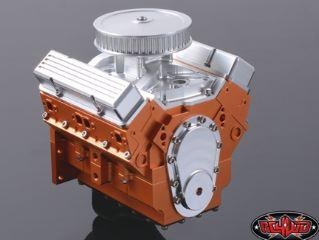 MOTORE V8 IN ALLUMINIO SCALER