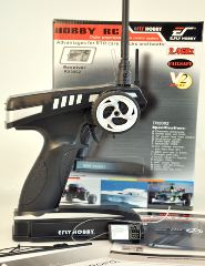 RADIO FLY SKY GT2 2ch   2,4Ghz