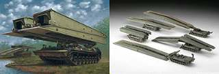 BRIDGE LAYING TANK BEAVER 1/72