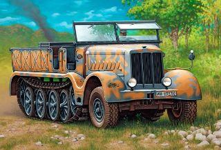 CARRO Sd.Kfz. 9 FAMO      1/72