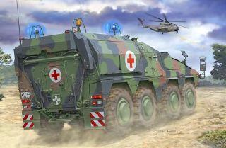 GTK BOXER sgSanKfz        1/35
