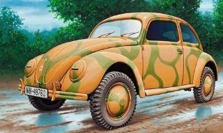 GERMAN STAFF CAR TYPE 82E 1/35