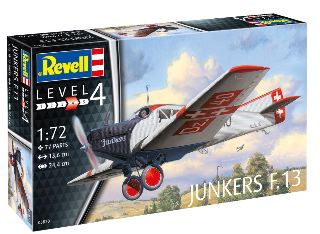 Junkers F.13 1/72 F13