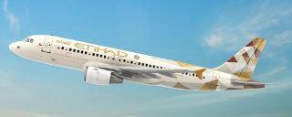 AIRBUS A320 ETIHAD       1/144