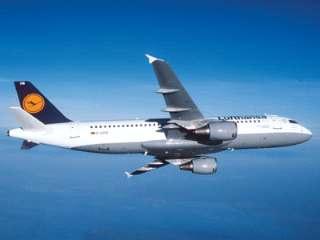 AIRBUS A320 LUFTHANSA    1/144