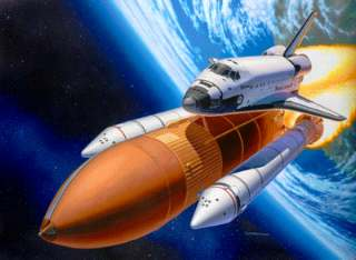 SPACE SHUTTLE DISCOVERY  1/144