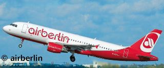 AIRBUS A320 AIRBERLIN    1/144