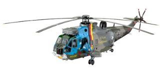 SEA KING MK41 ELICOTTERO  1/72