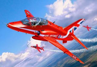 BAe HAWK T1 RED ARROW     1/72