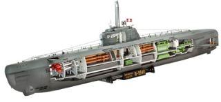 U-BOOT TYPE XXI          1/144