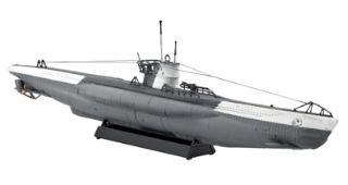 SOTTOMARINO U-BOOT TYP VIIC
