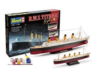 2 MODELLI TITANIC 1/700 1/1200
